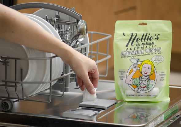Nellie's All-Natural Automatic Dishwasher Nuggets