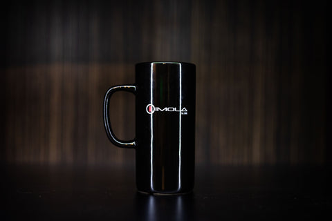 20 oz. Imola Black Ceramic Mugs
