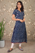 Load image into Gallery viewer, Tangy Twist Kurta Dress