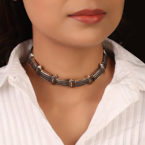 The Shiva Eyes Choker