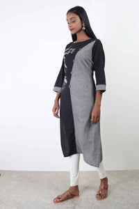 Black Beauty Kurta