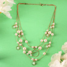 Load image into Gallery viewer, The Dream Come True Pearl Necklace