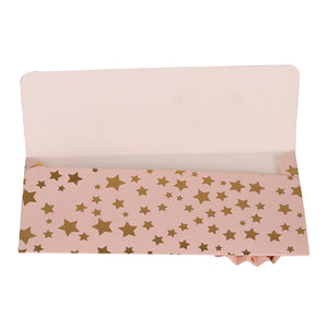 Light Pink Rakhi Money Envelopes