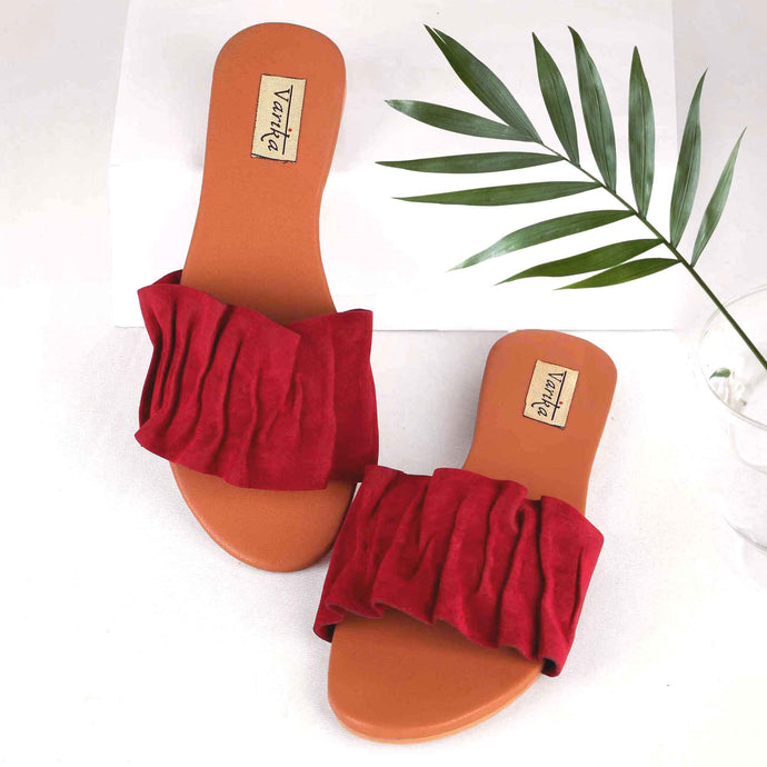 The Pretty Lady Slide Sandals