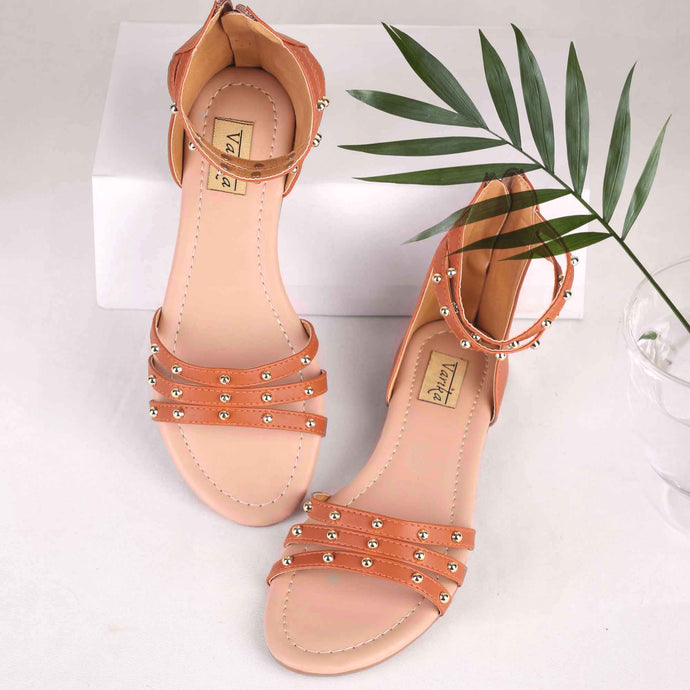 Bohemian Vibes Strappy Gladiators