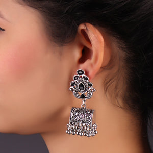 Hermosa Earrings In Black