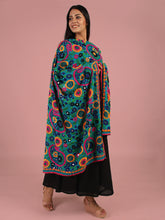 Load image into Gallery viewer, Princess Phulkari Dupatta