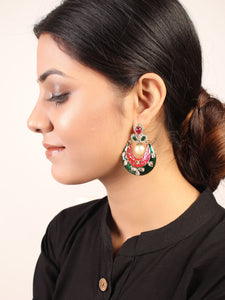 Traditional Touch Earrings