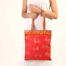 Load image into Gallery viewer, Bohemian Tote Bag