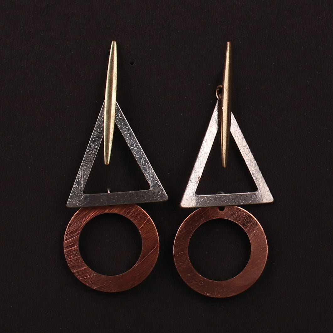 Gorgeous Geometry Earrings
