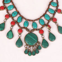 Load image into Gallery viewer, Egyptian Princess Necklace