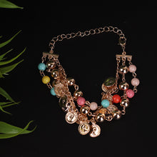 Load image into Gallery viewer, Multicolour Beaded Bracelet For Women