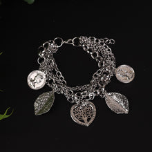 Load image into Gallery viewer, Silver Style Statement Bracelet For Women