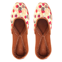 Load image into Gallery viewer, Fruity Printed Juttis