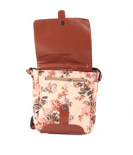 Load image into Gallery viewer, Sanric floral tote bag