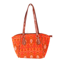 Load image into Gallery viewer, Geometric printed Tote Bag