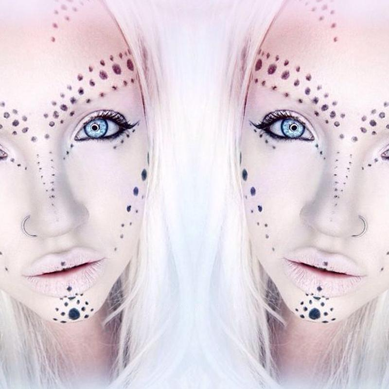 cosplay Halloween Snow Girl (12 months) contact lenses