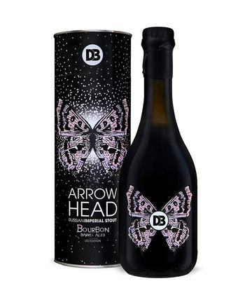 Darling Brew Bourbon Barrel Aged Arrow Head Russian Imperial Stout