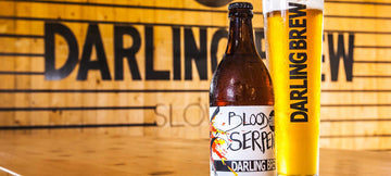 A Truly Unique Beer: The Darling Brew Blood Serpent