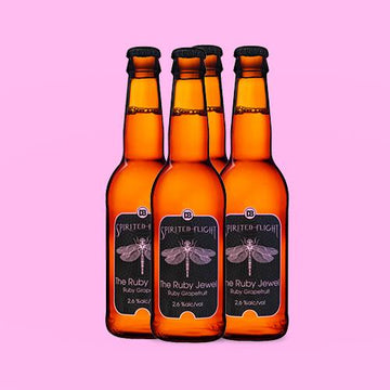 Darling Brew Launches Spirited Flight, a New Line of Healthy Beer-mix Drinks