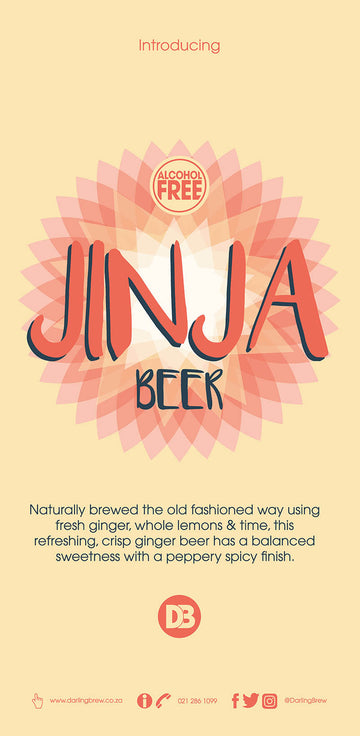 Darling Roots for New 'Jinja' Beer