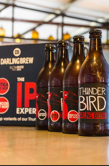 Darling Brew launches unique take-home beer tasting experience