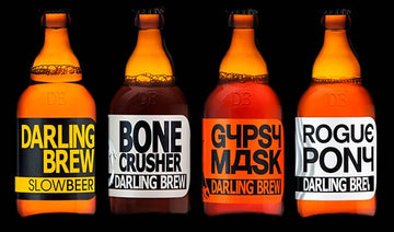 #TakeItSlow with Darling Brew's new 330ml Bottle