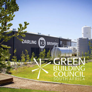 Darling Brew First Accredited Green Brewery in SA