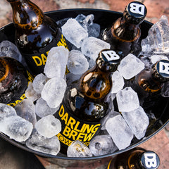 We're springing some EXTRA lekker #DBfreebies for September on the #DBshop! Get a FREE Darling Brew Trucker Cap and Ice-Bucket with your order this Braai Month.