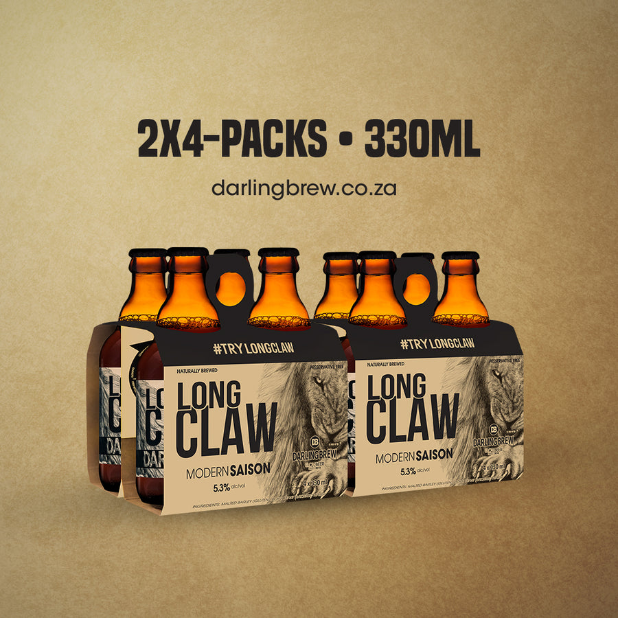 Long Claw (8 x 330ml) - Darling Brew