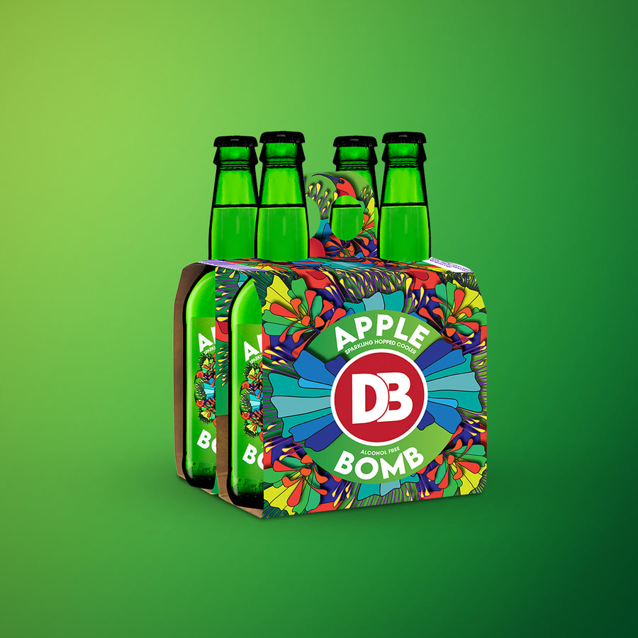 Apple Bomb (12 x 340ml) - Darling Brew