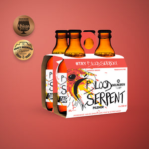 Blood Serpent (12 x 330ml) - Darling Brew
