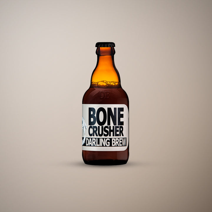 Bone Crusher (12 x 330ml) - Darling Brew