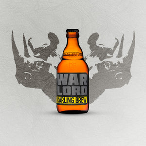 Warlord (8 x 330ml) - Darling Brew