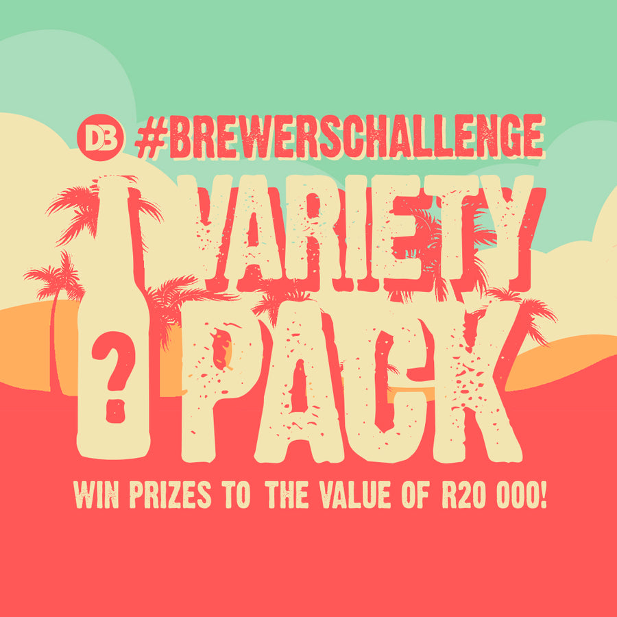Brewers Lager Challenge (8 x 340ml) - Darling Brew