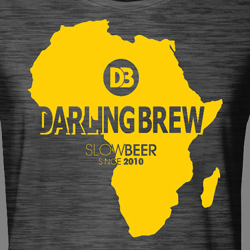 DB Africa Short Sleeve Shirt - Darling Brew