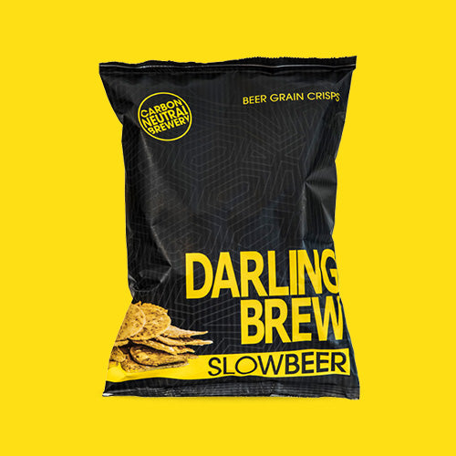 Slow Beer Crisps Bundle (20 Packets) - Darling Brew