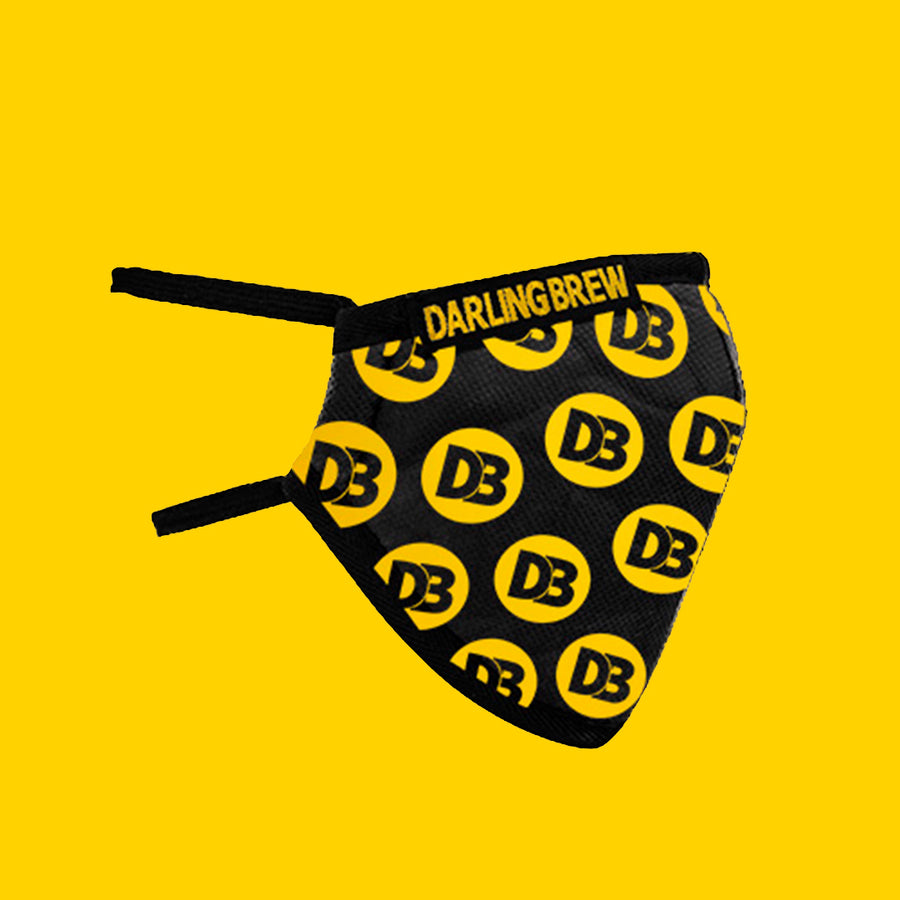 Darling Brew Face Mask (Branded) - Darling Brew