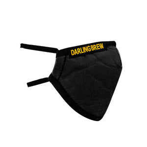 Darling Brew Face Mask (Black) - Darling Brew