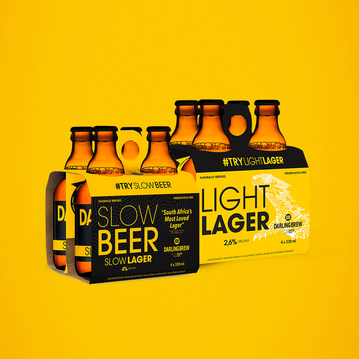 Lager Bundle (24 x 330ml) - Darling Brew
