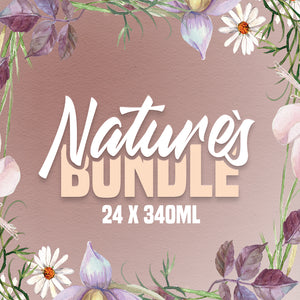 Nature's Bundle (24 x 340ml) - Darling Brew