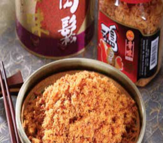 Chicken Floss (300g) 鸡松