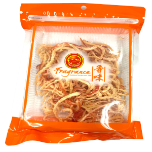 Shredded Squid (100g) 烧烤鱿鱼丝