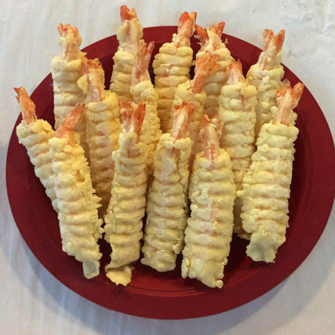 Tempura Battered Prawn 500g 天妇罗虾