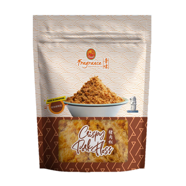 Crispy Pork Floss (300g) 猪肉松