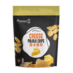 Cheese Potato Chips (105g) 芝士薯片