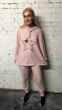 Load and play video in Gallery viewer, Double Star Hoodie Suit