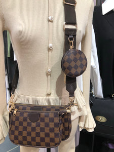 Harlequin 3 Piece Bag