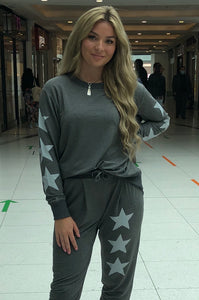 Super Soft Star Loungesuit