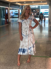 Load image into Gallery viewer, Ibiza Tye Dye Dress